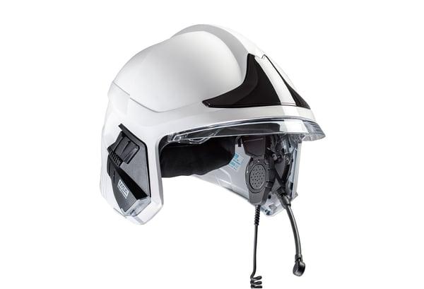 HC 100 in helmet