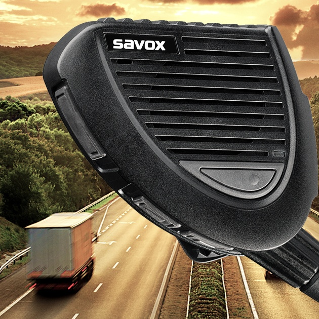 Savox Announces Promate mobileRSM Wired Vehicle Speaker Microphone