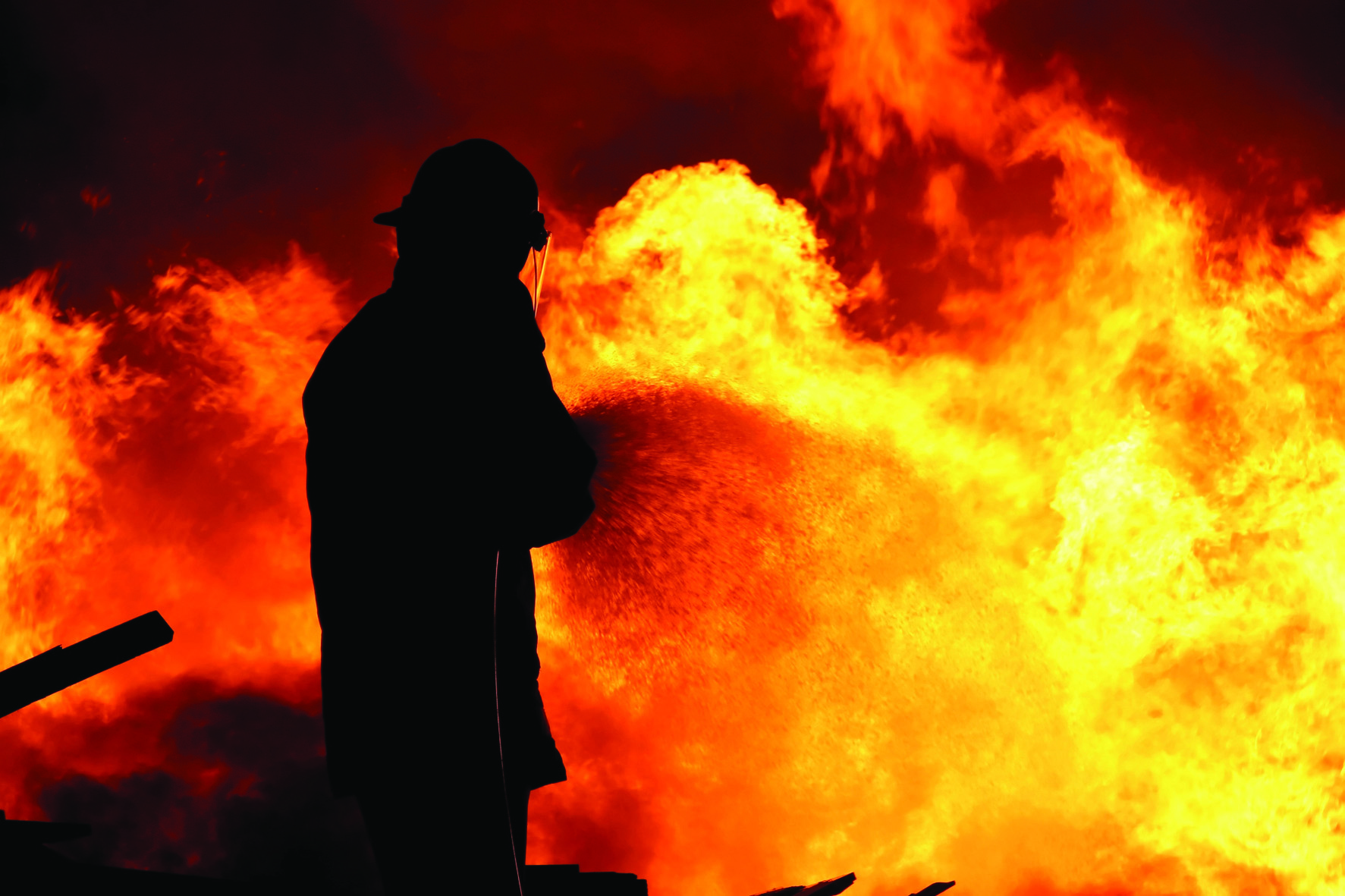 SOLAS (Safety of Life at Sea) firefighting communication requirements